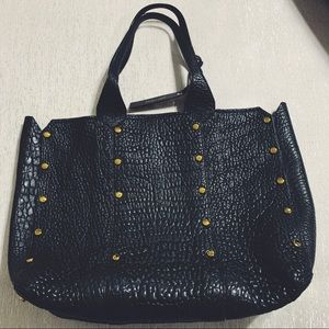 Jimmy Choo Bags - Jimmy Choo Lockett Studded Shopper